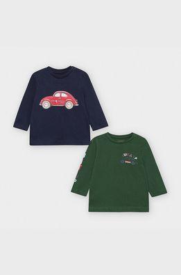 Mayoral - Detské tričko s dlhým rukávom 68-98 cm (2-pak)