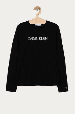 Calvin Klein Jeans - Dětské tričko s dlouhým rukávem 128-176 cm