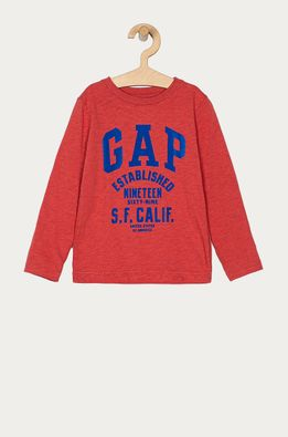 GAP - Longsleeve copii 74-110 cm