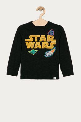 GAP - Longsleeve copii x Star Wars 74-104 cm