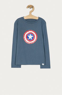 GAP - Detské tričko s dlhým rukávom 104-176 cm