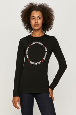 Love Moschino - Tričko s dlhým rúkavom