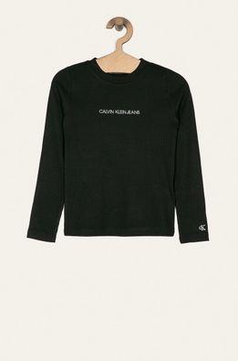 Calvin Klein Jeans - Detské tričko s dlhým rukávom 128-176 cm