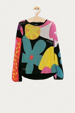 Desigual - Detské tričko s dlhým rukávom 104-164 cm