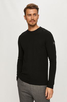 Calvin Klein - Блуза с дълъг ръкав
