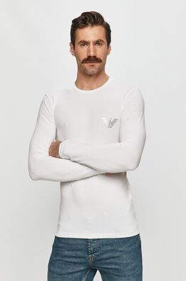 Emporio Armani - Tričko s dlhým rúkavom