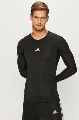 adidas Performance - Tričko s dlhým rúkavom