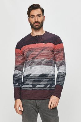 Desigual - Tričko s dlhým rúkavom