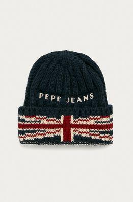 Pepe Jeans - Detská čiapka Uno Beanie