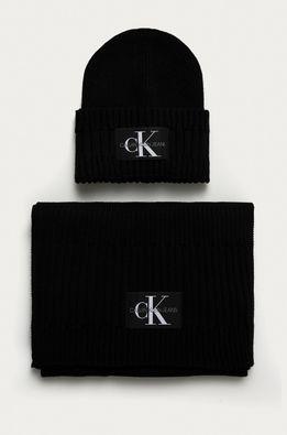 Calvin Klein Jeans - Шапка и шал