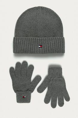 Tommy Hilfiger - Детски шапка и ръкавици