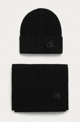 Calvin Klein - Palarie si esarfa
