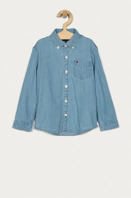 Tommy Hilfiger - Dětská bavlněná košile 128-176 cm