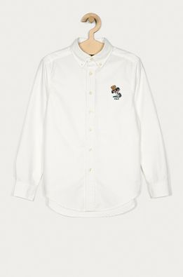 Polo Ralph Lauren - Camasa de bumbac pentru copii 134-176 cm