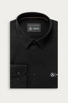 Tommy Hilfiger Tailored - Bavlnená košeľa X Mercedes-Benz