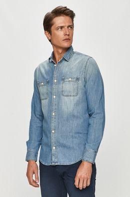 Pepe Jeans - Camasa din bumbac Portland