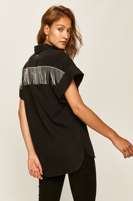 Guess Jeans - Rifľová košeľa