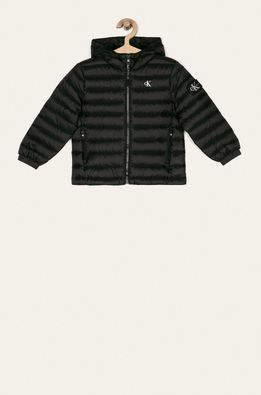 Calvin Klein Jeans - Detská páperová bunda 104-176 cm