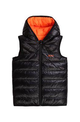 Boss - Dětská oboustranná vesta 116-152 cm