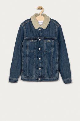 Calvin Klein Jeans - Geaca de blugi pentru copii 152-176 cm