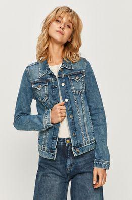 Pepe Jeans - Džínová bunda Thrift
