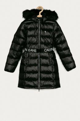 Calvin Klein Jeans - Geaca de puf pentru copii 140-176 cm