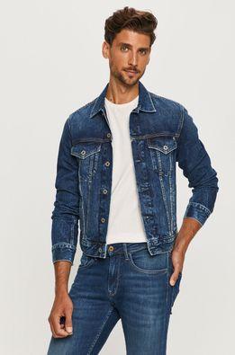 Pepe Jeans - Geaca jeans Pinner