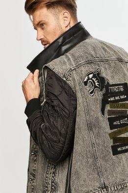 Diesel - Куртка із джинсовим жилетом