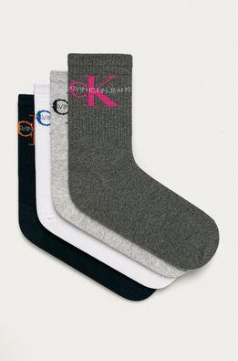 Calvin Klein - Ponožky (4-pak)
