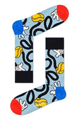 Happy Socks - Ponožky DISNEY Mickey Stretch