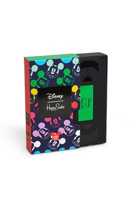 Happy Socks - Zokni 2-PACK X DISNEY Gift Set