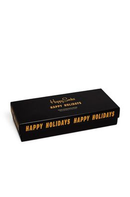 Happy Socks - Sosete Classic Holiday Gift (4-PACK)