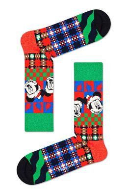 Happy Socks - Ponožky X DISNEY Tis the Season