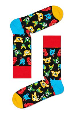 Happy Socks - Ponožky Funny Dog Sock