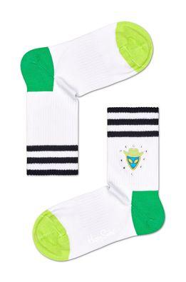 Happy Socks - Sosete Athletic Alien Studs Crew