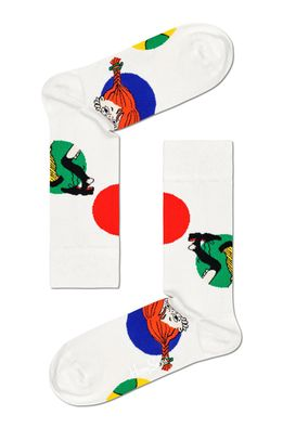 Happy Socks - Чорапки Pippi Longstocking