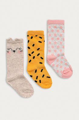 OVS - Ponožky pre bábätká (2-pak)