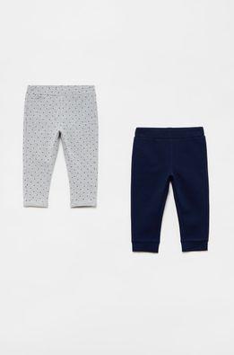 OVS - Pantaloni copii 74-98 cm (2-pack)