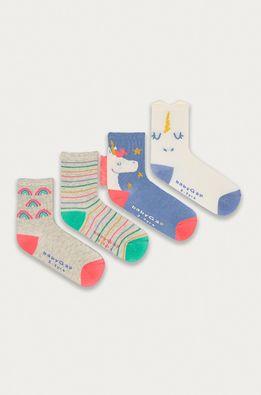 GAP - Detské ponožky (4-pack)