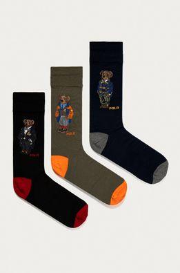 Polo Ralph Lauren - Sosete (3-pack)