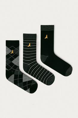 Brave Soul - Ponožky (3-pak)