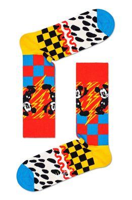 Happy Socks - Sosete DISNEY Mickey-Time