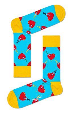 Happy Socks - Sosete Broken Heart Sock