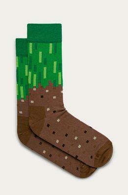 Happy Socks - Ponožky x Minecraft