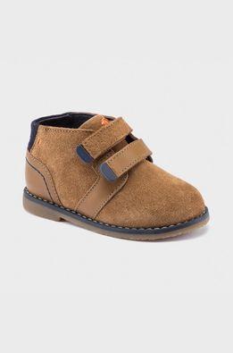 Mayoral - Pantofi din piele intoarsa pentru copii