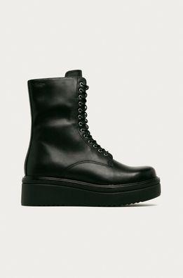 Vagabond - Kožené členkové topánky Tara