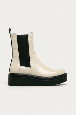 Vagabond - Kožené topánky Chelsea Tara