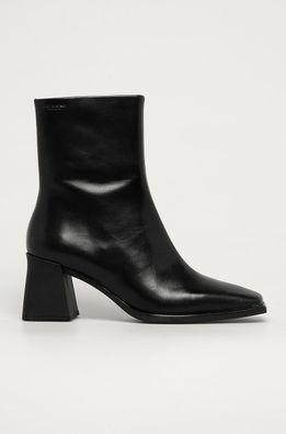 Vagabond - Kožené členkové topánky Hedda