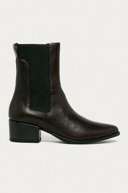 Vagabond - Kožené topánky Chelsea Marja