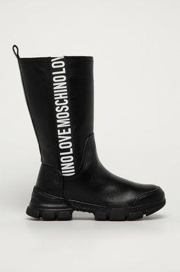 Love Moschino - Vysoké čižmy